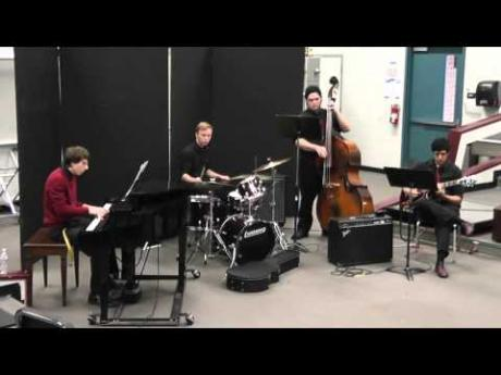 "JHS Jazz Combo ""Nostalgia in Times Square"""