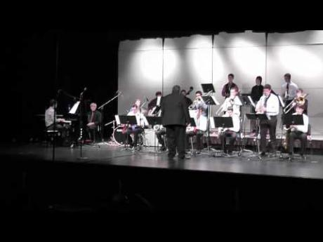 "JHS Jazz Band ""Tiger of San Pedro"""