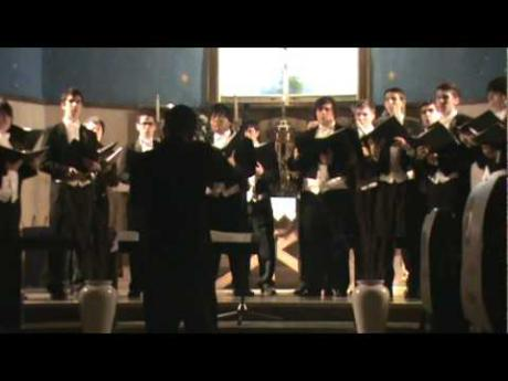 JHS Chamber Singers – O Magnum Mysterium