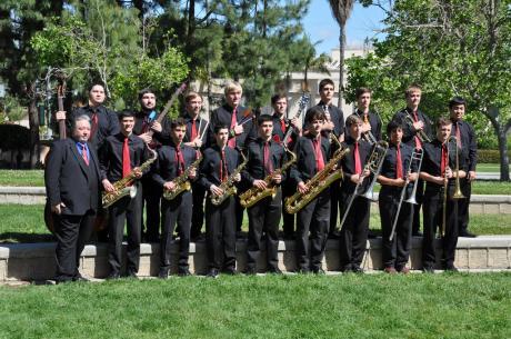 Image of Jazz Ensemble
