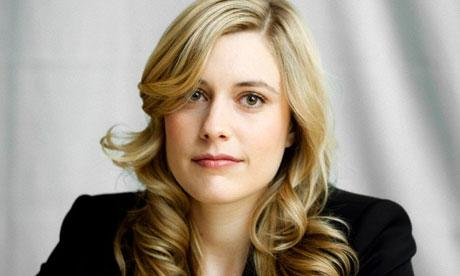 Image of Alum Spotlight: Greta Gerwig
