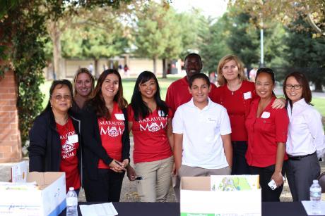 volunteering vip program jesuit high school