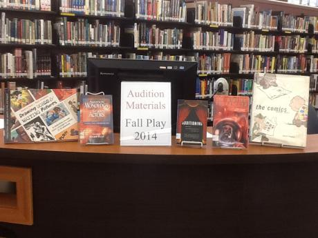 Image of 2014 Fall Play Resources