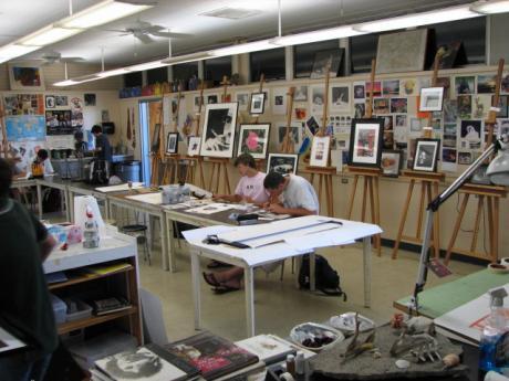Studio Art Jesuit High School