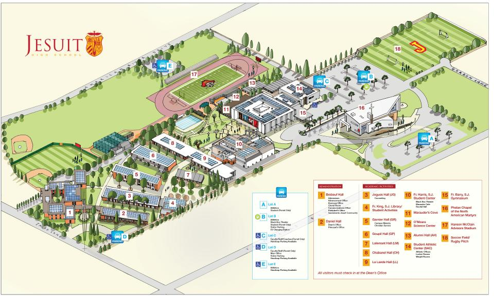 Image of Our Campus & Directions