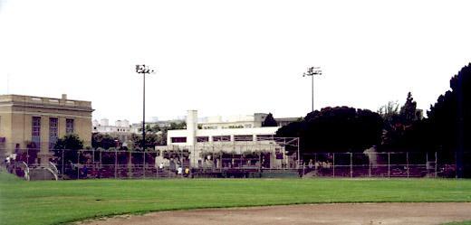 Raymond Kimbell Field Jesuit High School