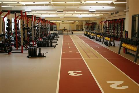Weight Room and Training Facilities - Jesuit High School