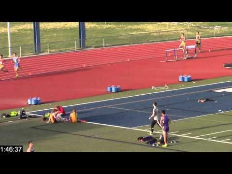 Kurdy Leads Distance Squad with 1600m Win