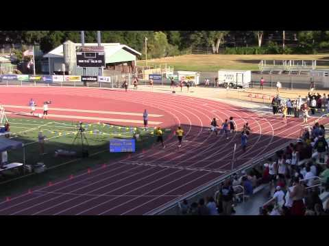 Martinez Throws His Way to State