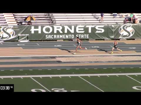 Track and Field Opens Season at Hornet Invitational