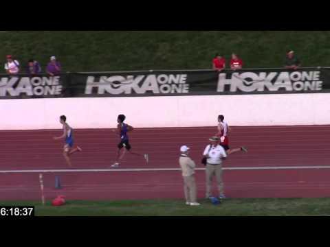 Jones Leads 3200m Crew at Meet of Champions