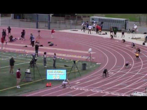 Marauders Win 4×100m Relay at Sections