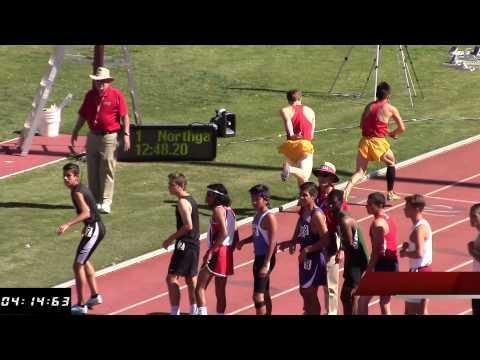 Martinez, Distance Medley Win at Woody Wilson