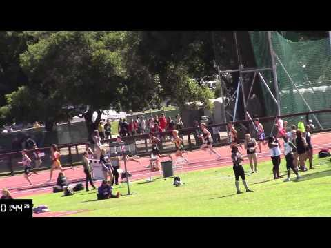 Titherington, Kurdy, Ruggles and Martinez Shine at Stanford