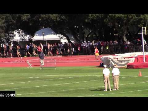 Athletes Compete at Stanford