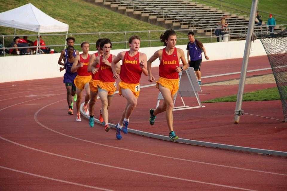 Image of Track Ends League Competition Undefeated