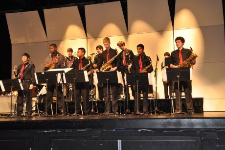 Image of JHS Jazz Band places 1st at the Woodcreek Jazz Festival