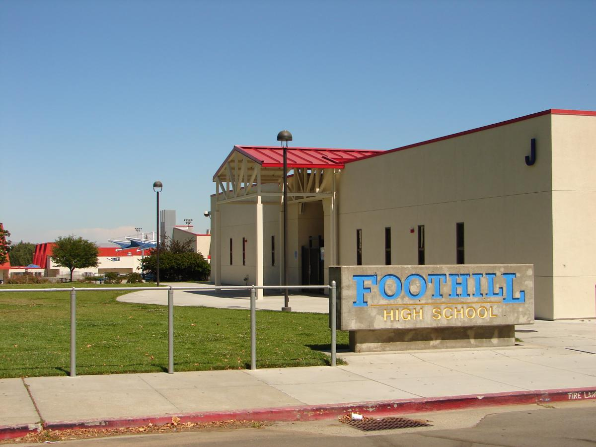 Foothill High School Jesuit High School