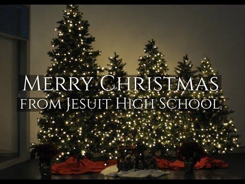 Merry Christmas from Jesuit High School