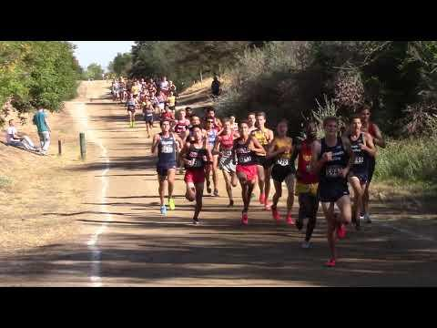 XC Previews State Meet Course at Clovis Invitational
