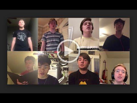 Cell Phone Choir Sings Homeward Bound