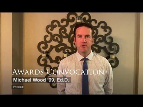 Awards Convocation 2020