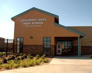 Cosumnes Oaks High School   Jesuit High School