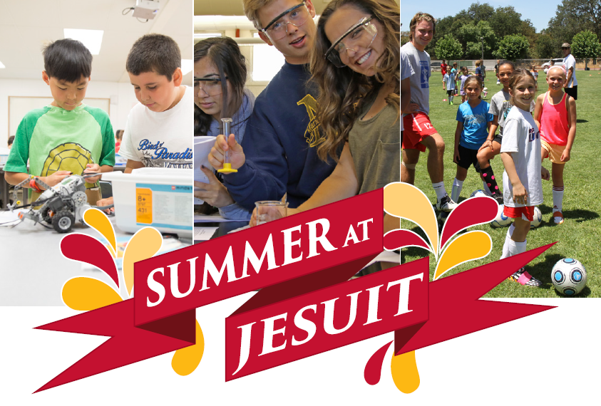 Summer at Jesuit image and logo