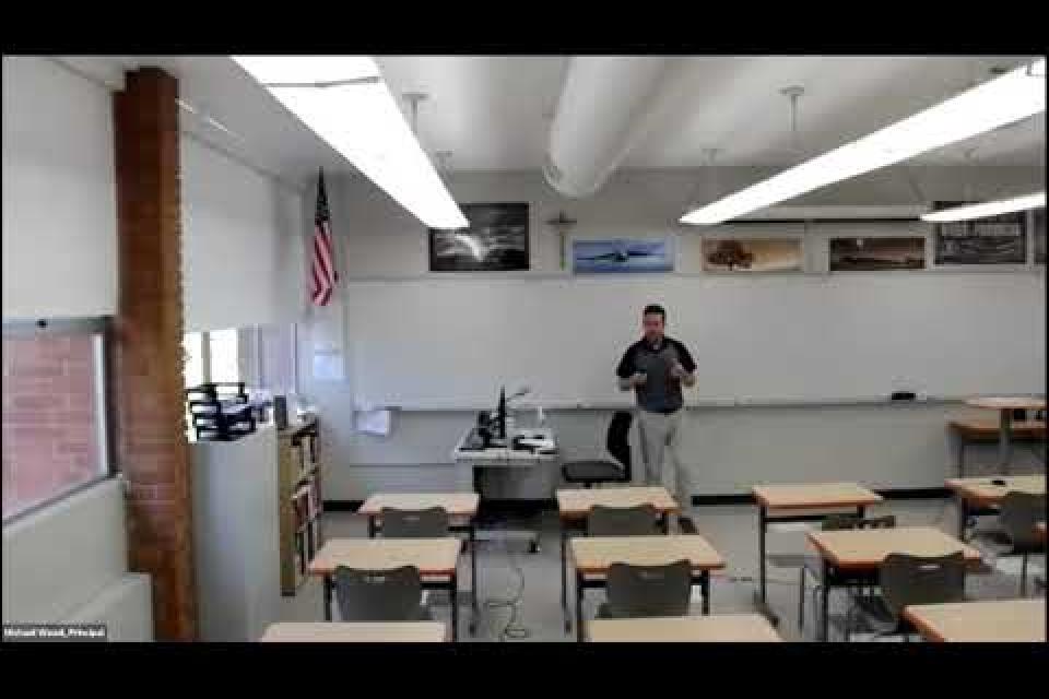 Pan Tilt Zoom Cameras in the Classroom