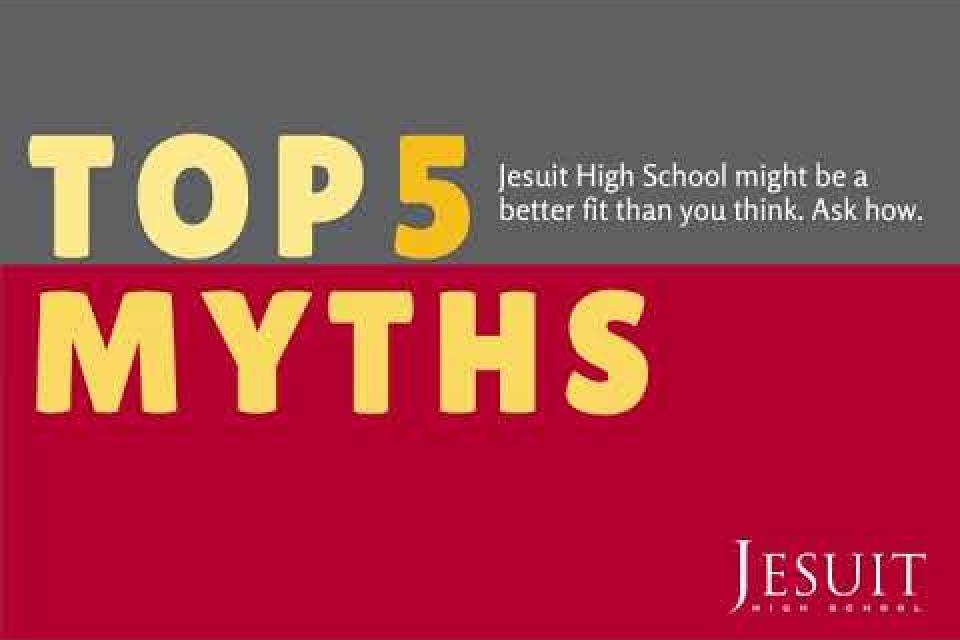 Top 5 Myths