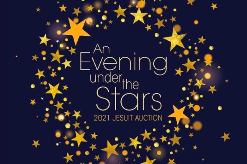 An Evening Under the Stars, Jesuit Auction 2021