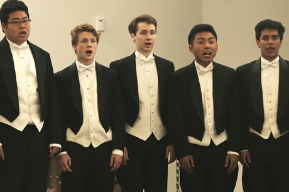 Image of Join us for Choral Classics on May 16th at 7pm