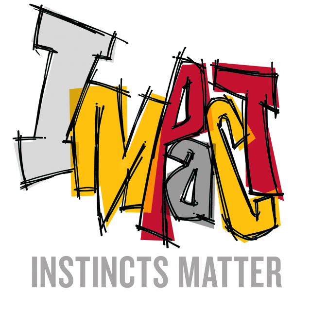 "colorful hand-lettered word ""Impact"""